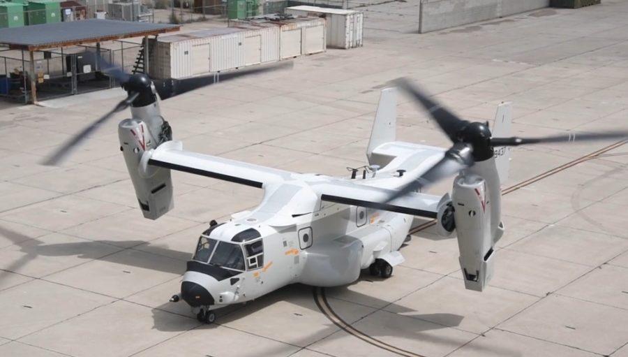 U.S. Navy CMV-22B